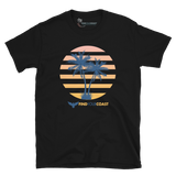 Palm Setter Black Short-Sleeve Tee - F. W. Woolworth Co. Online Store