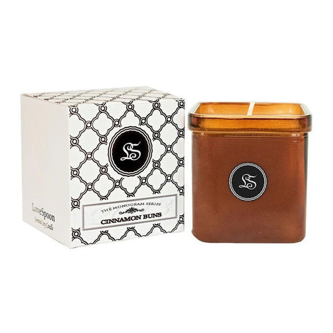 CINNAMON BUNS SOY CANDLE - F. W. Woolworth Co. Online Store