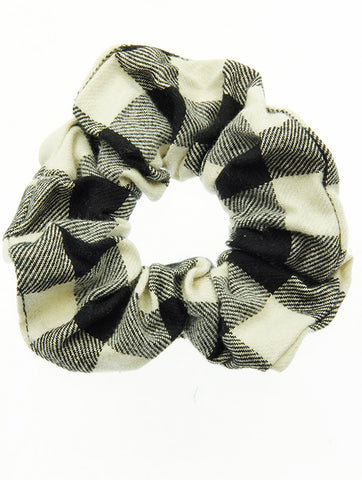 Flannel Scrunchie - F. W. Woolworth Co. Online Store