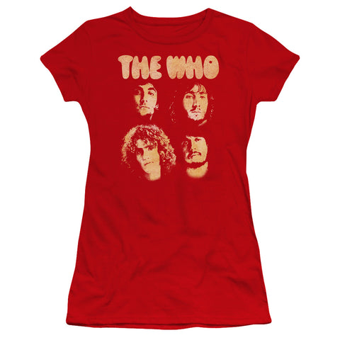 The Who - Who Boys Premium Bella Junior Sheer Jersey - F. W. Woolworth Co. Online Store