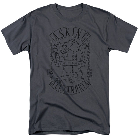Asking Alexandria - The Finest Short Sleeve Adult 18/1 - F. W. Woolworth Co. Online Store