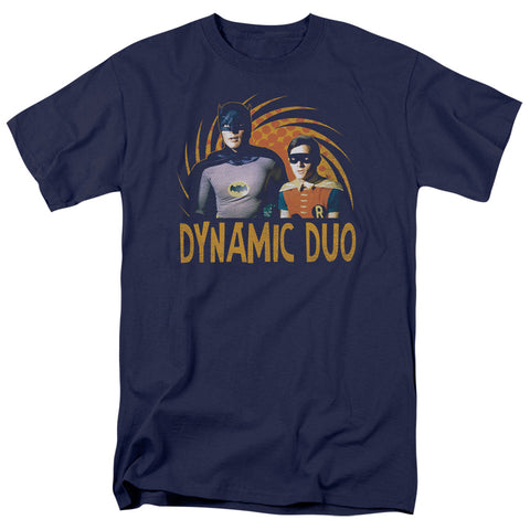 Batman Classic Tv - Dynamic Short Sleeve Adult 18/1