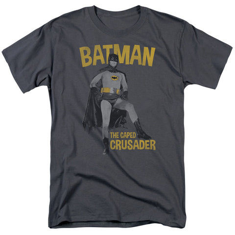 Batman Classic Tv - Caped Crusader Short Sleeve Adult 18/1 - F. W. Woolworth Co. Online Store