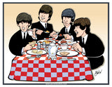 Parisi Studios: Breakfast with the Beatles