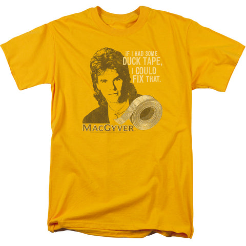 Macgyver - Duct Tape Short Sleeve Adult 18/1 - F. W. Woolworth Co. Online Store