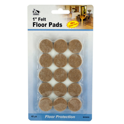 Felt Furniture Floor Pads