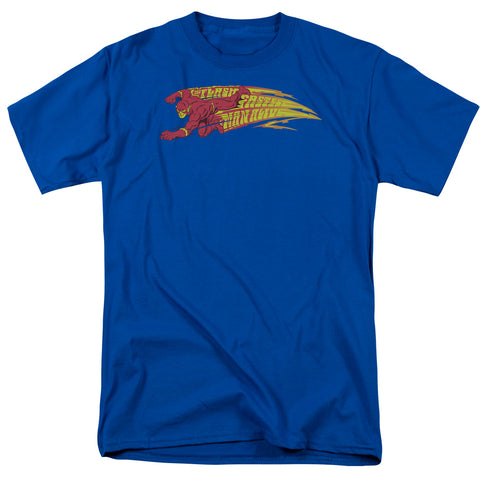 Dc - Fastest Man Alive Short Sleeve Adult 18/1 - F. W. Woolworth Co. Online Store