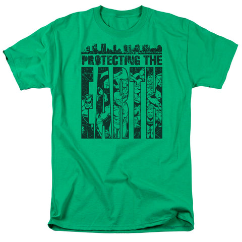 Dc - Protecting The Earth Short Sleeve Adult 18/1 - F. W. Woolworth Co. Online Store