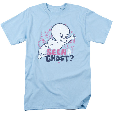 Casper - Seen A Ghost Short Sleeve Adult 18/1 - F. W. Woolworth Co. Online Store