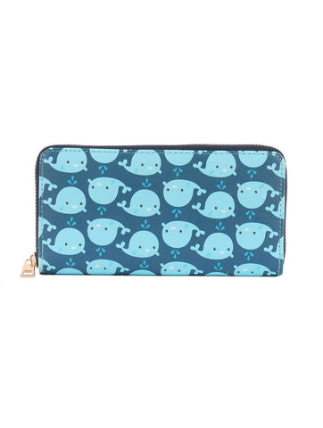 Baby Whale Wallet