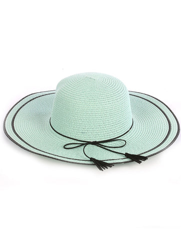 Floppy Straw Hat - F. W. Woolworth Co. Online Store
