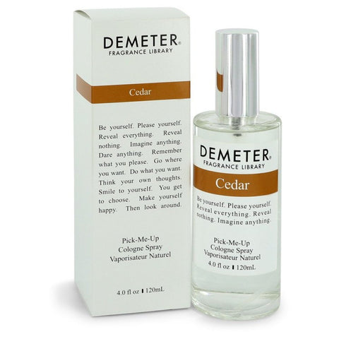 Demeter Cedar By Demeter Cologne Spray 4 Oz