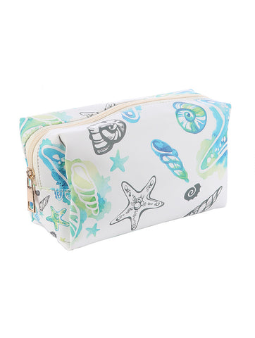 Creatures of the Sea Makeup Pouch - F. W. Woolworth Co. Online Store