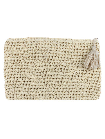 Woven Straw Clutch - F. W. Woolworth Co. Online Store