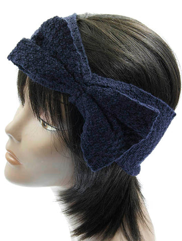 Acrylic Bow Headwrap
