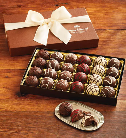 Signature Chocolate Truffles SMR