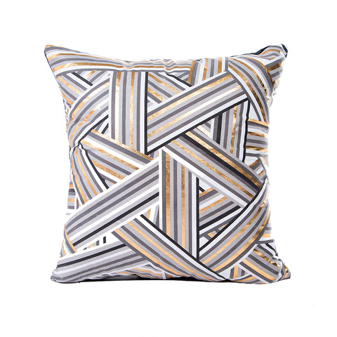 Geometric Pillow Case - F. W. Woolworth Co. Online Store
