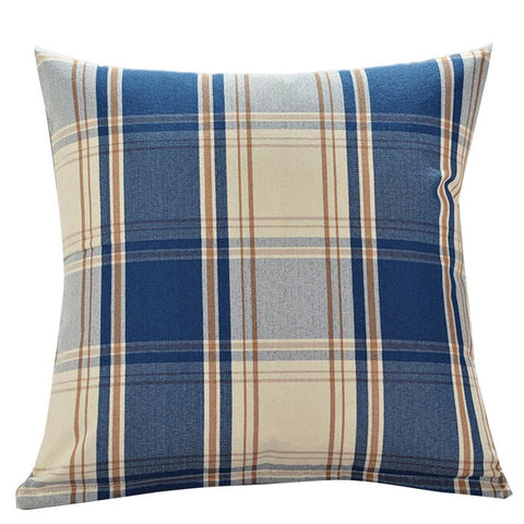 Plaid Pillowcase | Set of 2