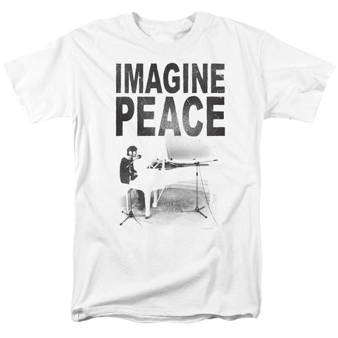 John Lennon - Imagine Short Sleeve Adult 18/1 - F. W. Woolworth Co. Online Store