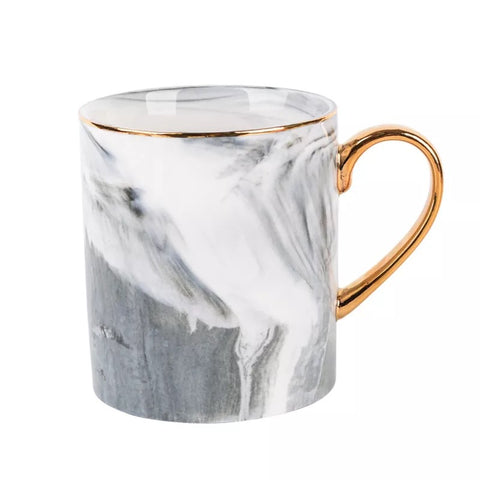 Gilded Marble Mug - F. W. Woolworth Co. Online Store