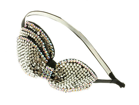 Shimmery Bow Headband - F. W. Woolworth Co. Online Store