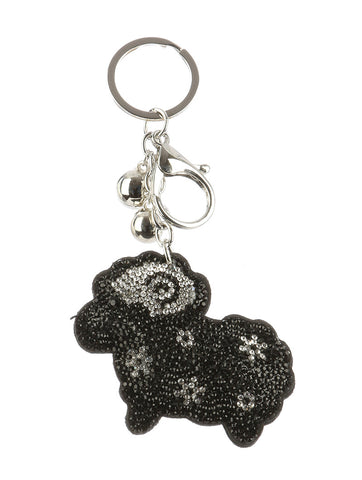 Black Sheep Keychain / Bag Charm - F. W. Woolworth Co. Online Store