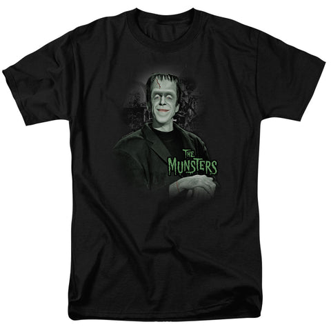 The Munsters - Man Of The House Short Sleeve Adult 18/1 - F. W. Woolworth Co. Online Store