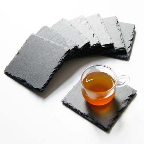 Slate Coasters | Set of 4 - F. W. Woolworth Co. Online Store