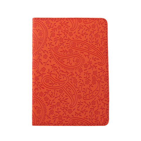 Paisley Print Passport Cover - F. W. Woolworth Co. Online Store