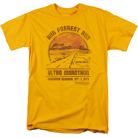 Forrest Gump - Ultra Marathon Short Sleeve Adult 18/1 - F. W. Woolworth Co. Online Store