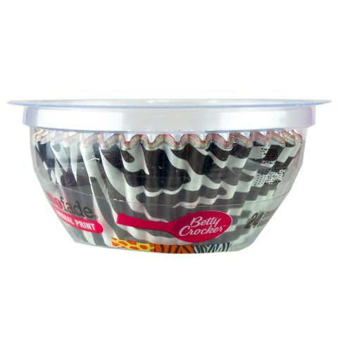 Animal Print Baking Cups, Standard Size