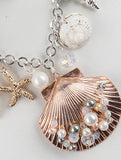 Sealife Necklace and Earring Set - F. W. Woolworth Co. Online Store
