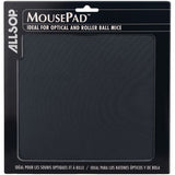 Allsop Basic Mouse Pad (black) - F. W. Woolworth Co. Online Store