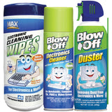 Blow Off Electronics Cleaning Kit - F. W. Woolworth Co. Online Store