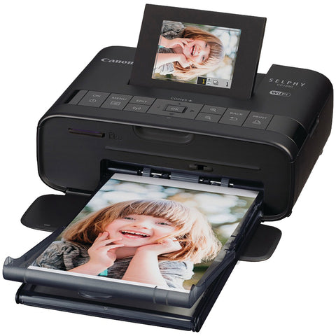 Canon Selphy Cp1200 Mobile & Compact Printer (black) - F. W. Woolworth Co. Online Store