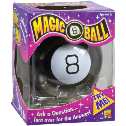 Mattel Magic 8 Ball - F. W. Woolworth Co. Online Store