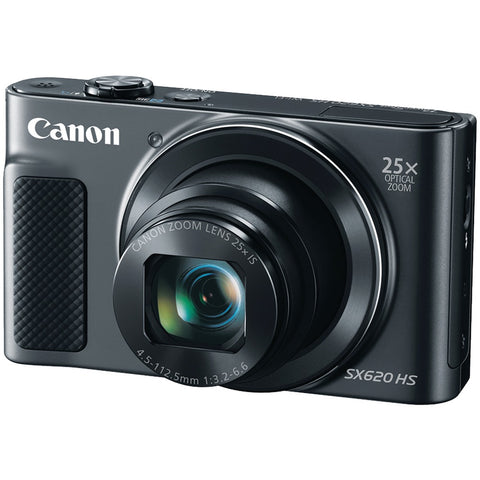 Canon 20.2-megapixel Powershot Sx620 Digital Camera (black) - F. W. Woolworth Co. Online Store