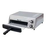 "Magic Chef 12"" Pizza Oven (silver) - F. W. Woolworth Co. Online Store"