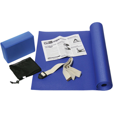 Gofit Yoga Starter Kit - F. W. Woolworth Co. Online Store