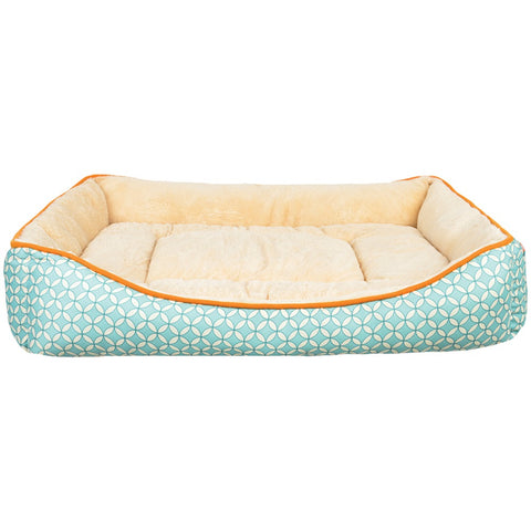 Animal Planet Rectangle Pet Bed (mod Geo)