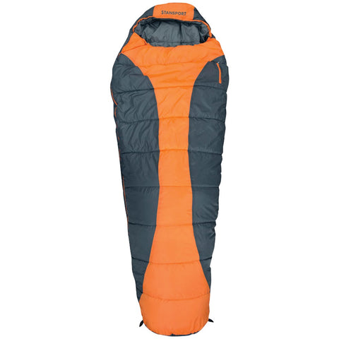Stansport Glacier Mummy Sleeping Bag - F. W. Woolworth Co. Online Store