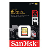 Sandisk Sandisk Extreme Sdxc Card (128gb) - F. W. Woolworth Co. Online Store