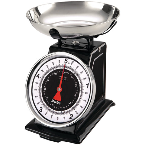Starfrit Mechanical Retro Scale - F. W. Woolworth Co. Online Store