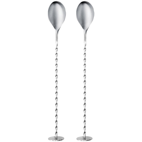 Starfrit Gourmet Cocktail Spoons, Set Of 2 Spoons