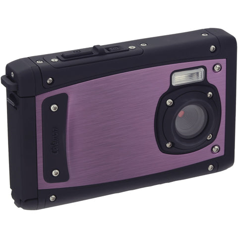 Coleman 20.0-megapixel Venturehd 1080p Underwater Digital Camera (purple) - F. W. Woolworth Co. Online Store
