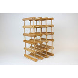 Wine Enthusiast Modular Wine Rack (12 Bottles) - F. W. Woolworth Co. Online Store