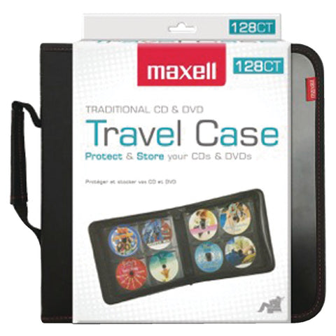 Maxell 128-capacity Cd Storage Case - F. W. Woolworth Co. Online Store