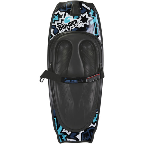 Serene Life Thunder Wave Knee Board