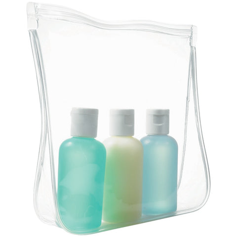 Travel Smart 3-ounce Capacity Travel Bottle Set