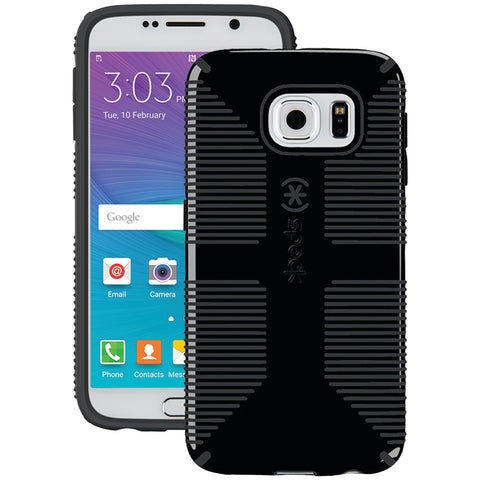 Speck Candyshell Grip Case For Samsung Galaxy S 6 (white And Black) - F. W. Woolworth Co. Online Store